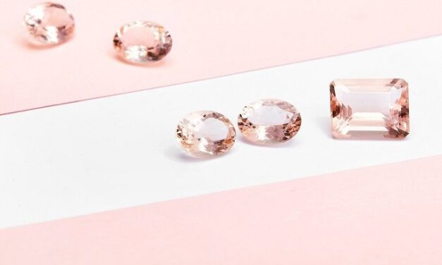 Morganite gemstone: Women´s favourite choice