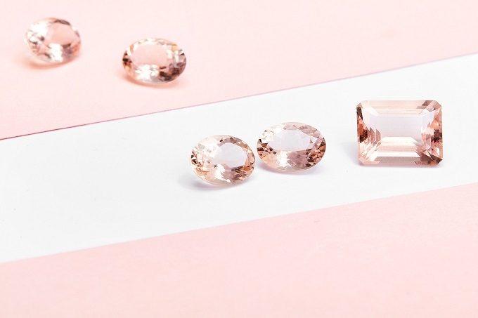 Morganite gemstone: Women´s favourite choice