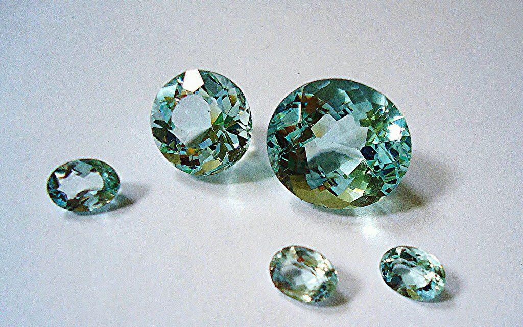 Aquamarine: the gem of the sea