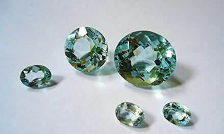 Aquamarine: the gem of the sea