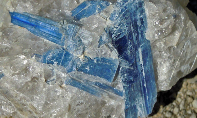 Kyanite: A Rare Sapphire-Like Mineral