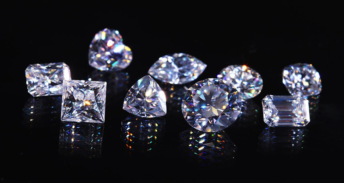 Moissanite: The Crystal Found in a Meteorite