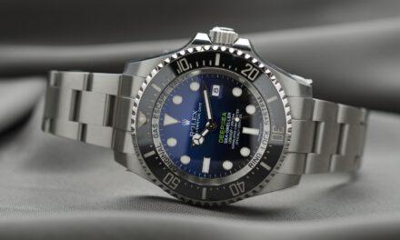 Top 5 luxury watch brands for men