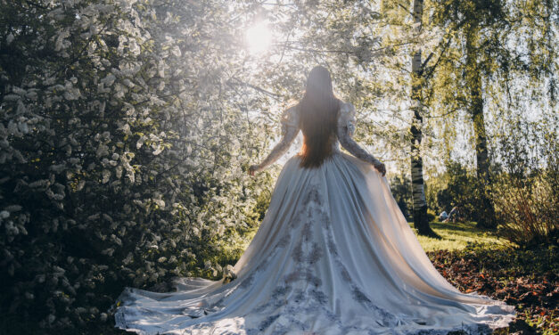 Wedding dresses: finding your dreamy dress