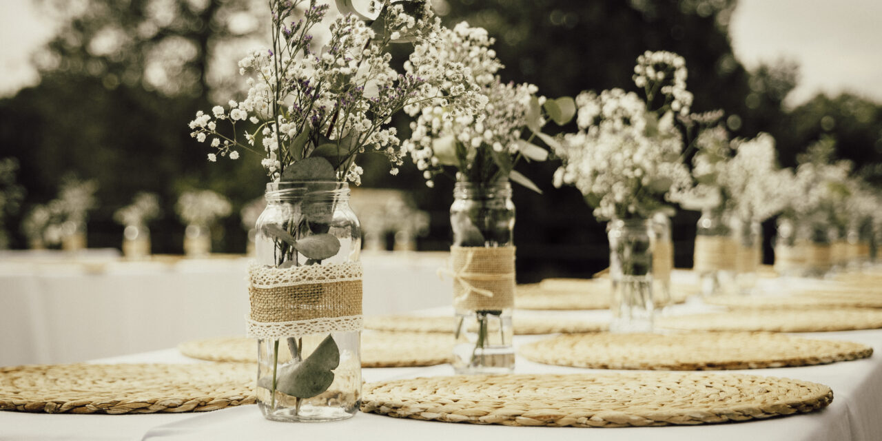 Turnkey wedding: arranging your wedding with the help of professionals