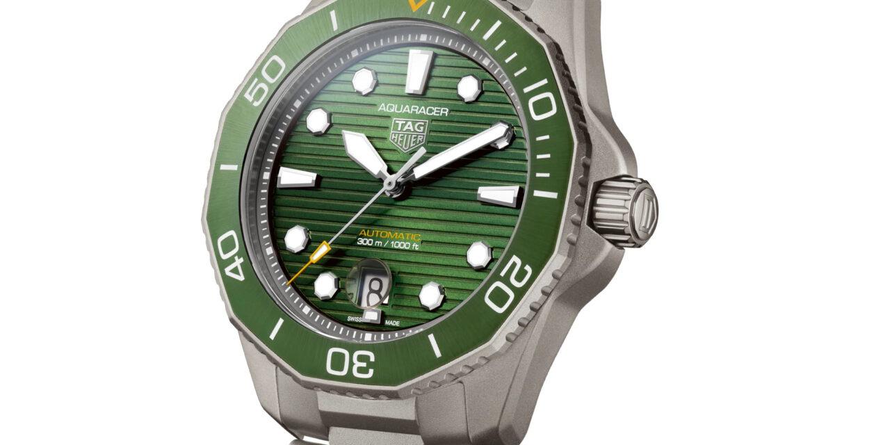 TAG Heuer´s Aquaracer Professional 300 at Adlers Jewelers