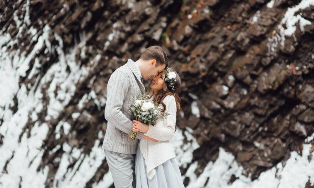 How to plan a romantic mountain wedding?